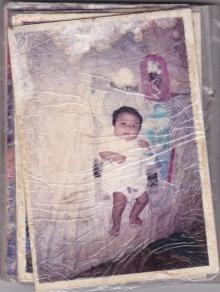 Foto Waktu Saya Bayi